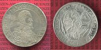 Taler Rudolf II. Joachimsthal 1588 RDR Hab...