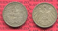 1 Mark Silber Kursmünze 1913 J Kaiserreich 1 Mark Silber, 1913 J J. 17,... 60,00 EUR  +  8,50 EUR shipping