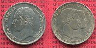 5 Francs 1853 Belgien 5 Franc 1853. Auf die Hochzeit des Trohnfolgers L... 150,00 EUR  +  8,50 EUR shipping