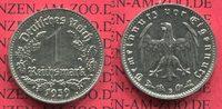 1 Reichsmark 1939 B III. Reich 1939 B, Wie...
