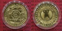 100 Euro Gold 1/2 Unze 2002 D Deutschland ...