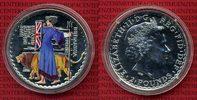2 Pfund, Pounds Britannia 2001 England Großbritannien UK England 2 Poun... 69,00 EUR  +  8,50 EUR shipping