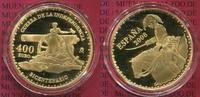 400 Euro Gold Unabhängigkeitskrieg 2008 Sp...