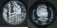 30 Dollar Silber 2005 Kanada, Canada 30 Dollars Kanada 2005, Heritage a... 75,00 EUR  +  8,50 EUR shipping
