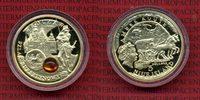 5 Dollars Gold mit Bernstein 2009 Niue Serie Bernsteinstrasse Amber Rou... 617,28 EUR  +  8,50 EUR shipping