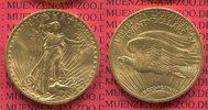 20 Dollars Gold 1910 USA St. Gaudens Typ, ...