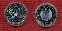 10 Euro Silber Gedenkmünze Deutschland 200...