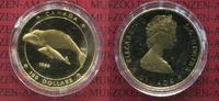 100 Dollars Goldmünze, 1/4 Unze 1988 Kanad...