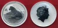 10 Unzen Lunar, 10 $ Jahr des Tigers 2010 Australien, Australia Austali... 325,00 EUR  +  8,50 EUR shipping