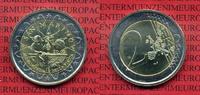 2 Euro Gedenkmünze Galilei 2005 San Marino...