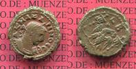 Billon Tetradrachme 283-285 Antike Rom Kai...