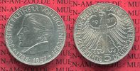 5 DM Gedenkmünze Commemorative Coin 1957 B...
