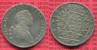 Konventionstaler 1765 Sachsen Sachsen Taler, Konventionstaler 1765 Frie... 245,00 EUR  +  8,50 EUR shipping