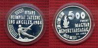 500 Forint Silber 1984 Ungarn, Hungary Ungarn 500 Forint Silber 1984 Ol... 19,00 EUR  +  8,50 EUR shipping