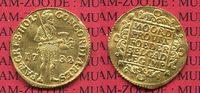 Dukat Goldmünze 1732 Holland Niederlande N...