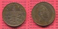 4 Skilling Kupfer 1849 Schweden, Sweden Schweden 4 Skilling 1849 Kupfer... 99,00 EUR  +  8,50 EUR shipping