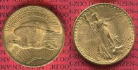 20 Dollars St. Gaudens Double Eagle 1924 U...
