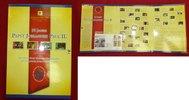 Medaille & Briefmarken im reppa Folder 200...