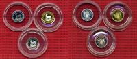 2013 Gabun Gabun 2013 Investment Coin Set...