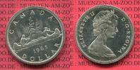1 Dollars Silbermünze 1965 Kanada, Canada Kanada 1 Dollar Silber 1965 K... 300,00 EUR  +  8,50 EUR shipping
