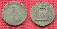 1 Taler 1803 A Preußen Königreich Preußen Taler 1803 A, Wilhelm Wilhelm... 90,00 EUR  +  8,50 EUR shipping