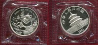 10 Yuan Panda 1 Unze Silber  1991 P China Volksrepublik PRC China Panda... 249,00 EUR  +  8,50 EUR shipping