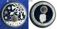 1 Dollar  2012 Australien, Australia Australien Weihnachtsmünze 1 Dolla... 90,00 EUR  +  8,50 EUR shipping