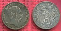 5 Mark Silbermünze 1902 Sachsen, Saxony German Empire Sachsen 5 Mark 19... 149,00 EUR  +  8,50 EUR shipping