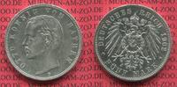 5 Mark Silbermünze 1902 Bayern, Bavaria Kingdom, German Empire Bayern 5... 95,00 EUR  +  8,50 EUR shipping