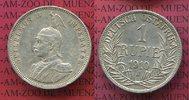 1 Rupie Silbermünze Rupee 1910 J DOA Deutsch Ostafrika Deutsch Ost-Afri... 70,00 EUR  +  8,50 EUR shipping