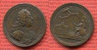 Medaille 1745 Österreich Haus Habsburg Öst...