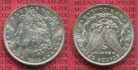 1 Dollar 1883 O USA Morgan Typ f.stgl. übl...