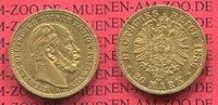 20 Mark Goldmünze, Preußen 1886 A Preußen,...