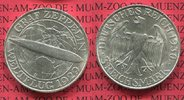 3 Mark 1930 D Weimarer Republik Gedenkmünz...