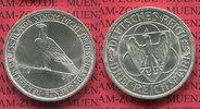 3 Mark Silber Gedenkmünze 1930 A Weimarer ...