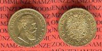 10 Mark Goldmünze 1888 Preußen, State of P...