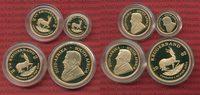 1/10, 1/4, 1/2 1 Unze Krügerrand Gold 2002...
