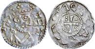 Heinrich II.Pfennig,Augsburg. Vorzüglich  1390,00 EUR  +  15,00 EUR shipping