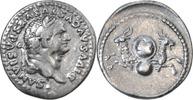 Titus Denar 80-81 n.Chr.für Divus Vespasianus Fast vorzüglich  175,00 EUR  +  5,00 EUR shipping