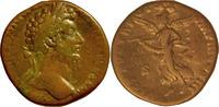 Marc Aurel.Sesterz 165-166 n.Chr.,Rom. fast sehr schön  95,00 EUR  +  5,00 EUR shipping