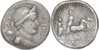 L.Farsuleius Mensor.Denar 75 v.Chr.,Rom. Kl.Sf.a.Vs.,sonstgutes sehr... 95,00 EUR  +  5,00 EUR shipping