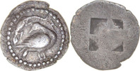 Makedonien, Eion. AR-Trihemiobol 500-437 v.Chr. Gutes sehr schön  115,00 EUR  +  5,00 EUR shipping