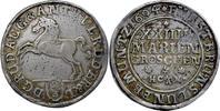 Rudolph August & Anton Ulrich,Gulden(2/3 Taler) 1694,Braunschweig ss  105,00 EUR  +  5,00 EUR shipping