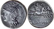 L.Appuleius Saturninus,Denar 104 v.Chr....