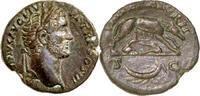 Antoninus Pius.As 143-144 n.Chr.,Rom. Sehr schön  190,00 EUR  +  5,00 EUR shipping