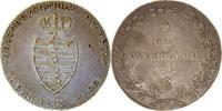 Sachsen-Weimar-Eisenach, Karl August 1775-1828 Vaterlandstaler 1815.... 835,00 EUR  +  15,00 EUR shipping