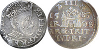Stephan Bathory, 1576-1586. Groschen 1585,Riga. good ss  75,00 EUR  +  5,00 EUR shipping
