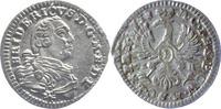 Brandeburg Bayreuth. Friedrich, 1735-1763 Kreuzer 1763,Bayreuth.   25,00 EUR  +  5,00 EUR shipping