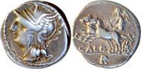 C.Coelius Caldus,Denar 104 v.Chr.,Rom. gutes,atraktives sehr schön  125,00 EUR  +  5,00 EUR shipping