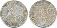 Reichstaler 1625 HI Sachsen: Johann Georg ...